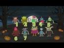 Halloween Song for Kids _ Halloween Creatures _ The Singing Walrus