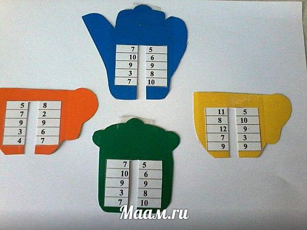 Больше, меньше или равно? МАТЕМАТИЧЕСКАЯ ПОСУДА в детском саду 36 Павлодара. Из блога воспитателя Та… (5 фото) - картинка
