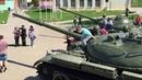 Dji Phantom 3, парад и салют на 9 мая, г.Малоярославец
