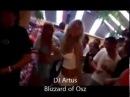 Ibiza 2014   Sexy Hot Girls   Amnesia Club Dance Party новый клипы 2014 DJ Artus Blizzard of osz