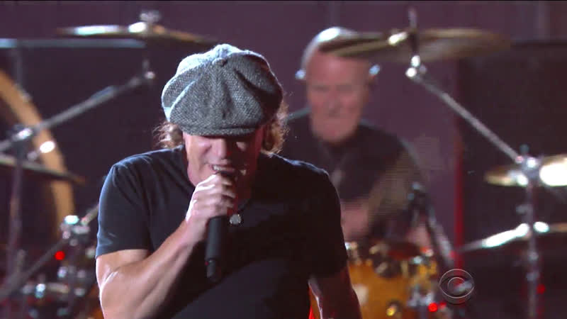 AC/DC - Rock Or Bust Highway To Hell - Live at Grammy Awards (2015)