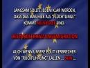 EU oder Europa Es kann nur einen geben