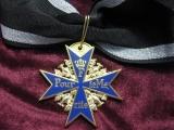 Pour le Merite Высшая военная награда Пруссии кавалеры Геринг, Рихтгофен, Роммел