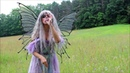 BUBBLE BLOWING FAIRY: Escape the Winter! ♥ Come Blow Bubbles with me in my Magical Summer Meadow ♥