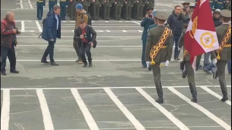 В Новосибирском военном институте имени генерала армии И.К. Яковлева войск национальной гвардии