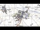 Карта село Яроповичи Андрушевский район Житомирская область Украина 1987г