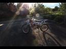 Как клеить графику на кроссовый или эндуро мотоцикл на примере KAYO K1