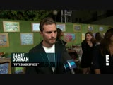 Jamie Dornan Reacts to E! Peoples Choice Awards Nomination