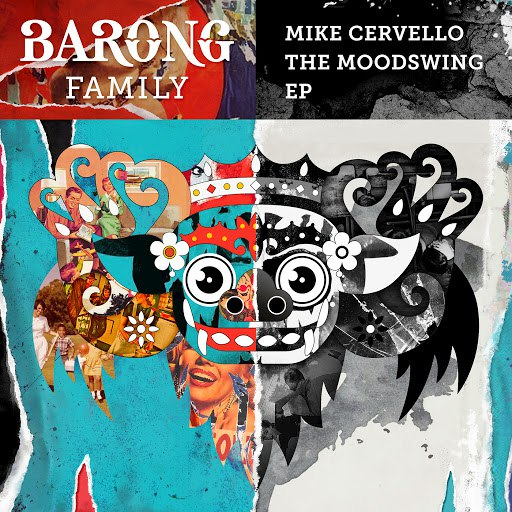Mike Cervello альбом The Moodswing EP