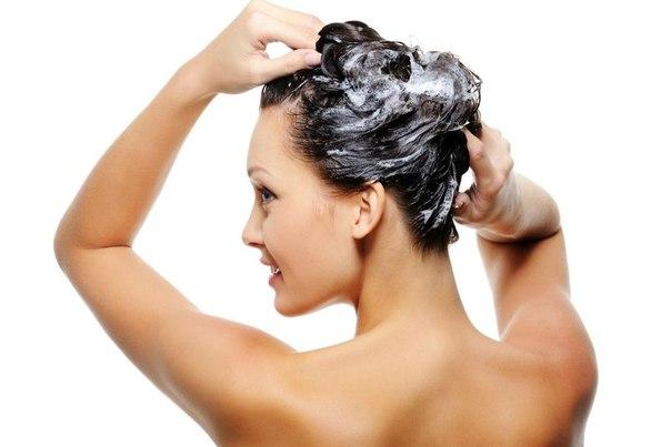 Народные средства для мытья волос (1 фото) - картинка