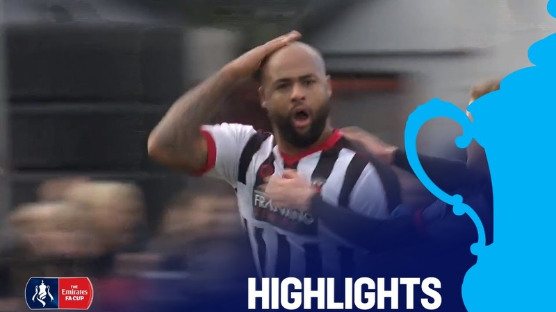 Chorley 2-2 Doncaster Rovers | Round 1 | Emirates FA Cup 201819