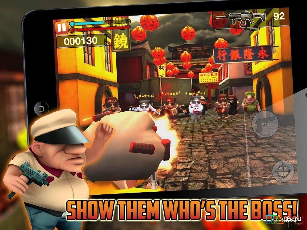 Gangster Granny 2: Madness на Андроид