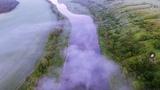 Рассвет над рекой Дон. Липецкая область