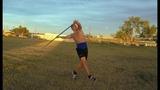 Nils Fischer Javelin Throw