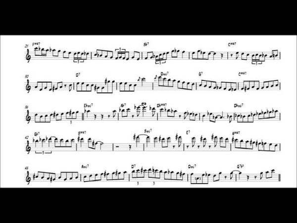 James Morrison - Zogs Jog Trumpet Solo