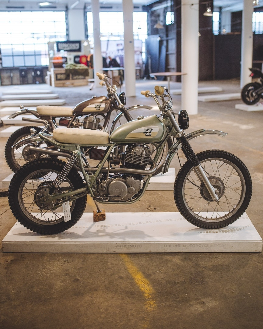 Мотошоу «The One Motorcycle Show 2019» (110 фото)