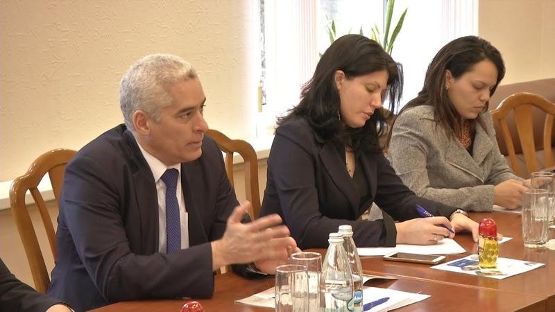 Визит Кубинской делегации
