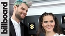 They've Hooked Us Up Sofi Tukker on Working with Apple Billboard