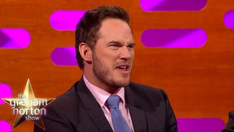Chris Pratt Absolutely Nails TOWIE Accent The Graham Norton Show