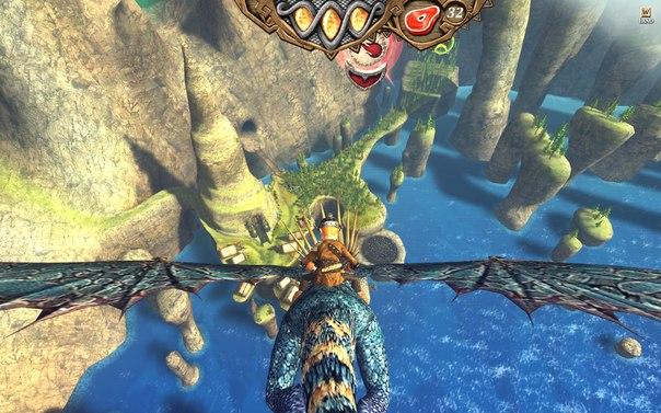 как приручить дракона 2 игра дикие небеса