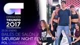Clase de BAILE con Pol Chamorro Saturday Night Fever (25 ENE) OT 2017