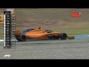 F1 2018. 11 Гран-при Германии. Гонка