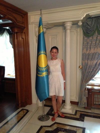 Dinara Yeleussizova, 20 декабря , Санкт-Петербург, id216668245