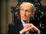 Peter Cushing Interviewed by Terry Wogan (1988)
