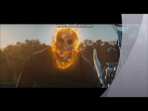 Призрачный гонщик Skillet monster на английском