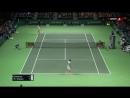 Grigor Dimitrov vs. Mischa Zverev 6-7(5), 6-2, 6-4 ABN AMRO Rotterdam (R32) 15.02.2017.