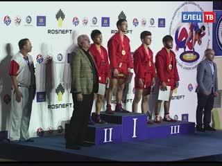 Ельчанин Иван Агафонов стал победителем Первенства мира по самбо