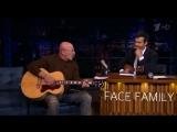 Розенбаум исполняет FACE - Я РОНЯЮ ЗАПАД на шоу Урганта