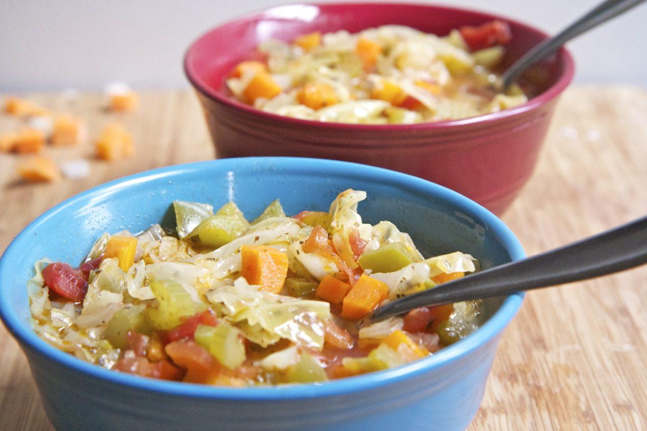 Каковы различные типы суповых диет?