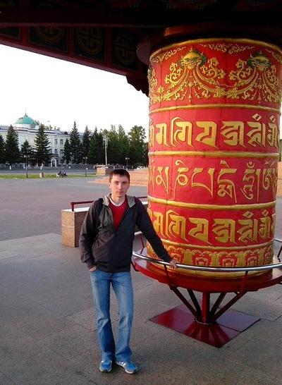 Денис Степико, 16 сентября 1989, Омск, id148692302