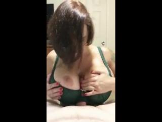 Elizabeth Brittany suck tit fuck cum