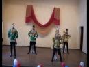 2018 год. Концерт на 8 марта. Танцевальный коллектив Искусство танца Кадриль