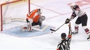 Coyotes tally two shorthanded goals in 24 seconds against Flyers