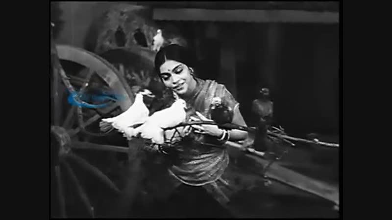 Anjaathae Nee Vaa - Mangamma Sabatham (1943)