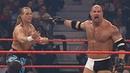 WWE RAW 2003 Goldberg and Shawn Michaels vs Randy Orton and Ric Flair Full Match HD