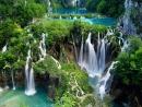 Удивительные Плитвицкие озера Хорватия