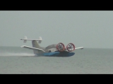 BD-12 speed boat(wig craft)