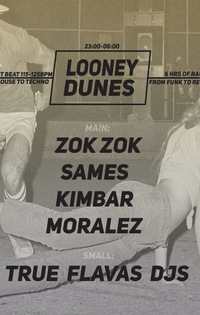 14.06. LOONEY DUNES @ EASY BAR