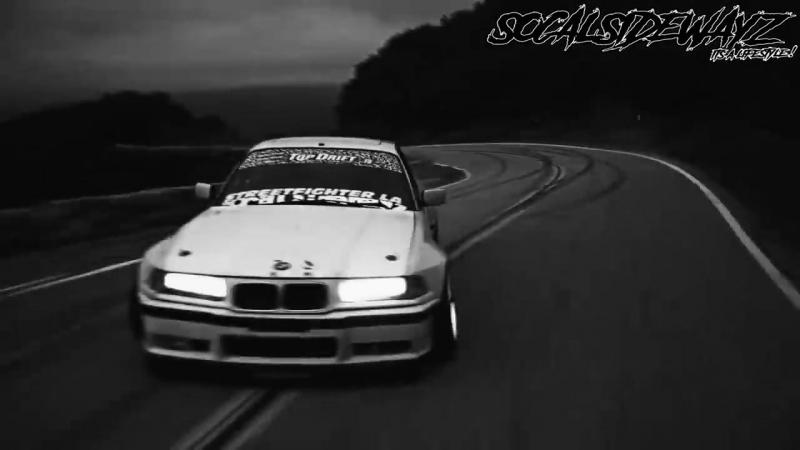 Brennan Savage - Look At Me Now - BMW E36 Mountain Drifting