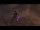 Thanos and Tony Stark