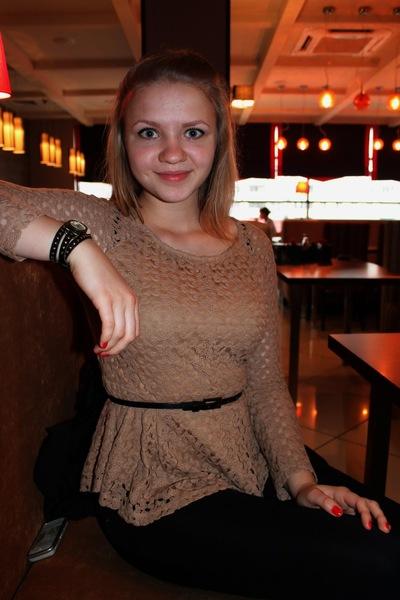 Анастасия Абакумова, 21 июля , Барнаул, id81865724