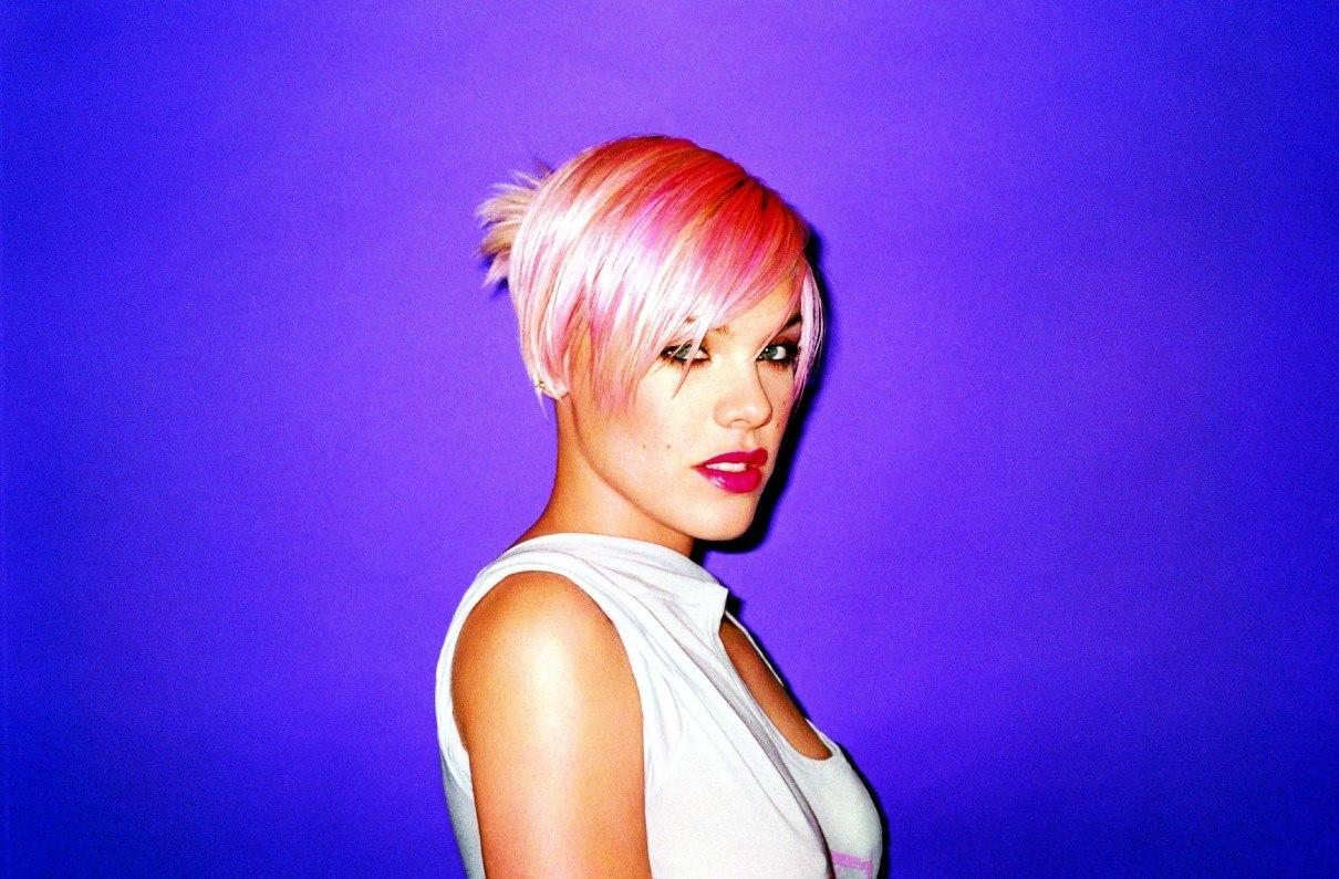 Стиль Пинк ( певица Pink)