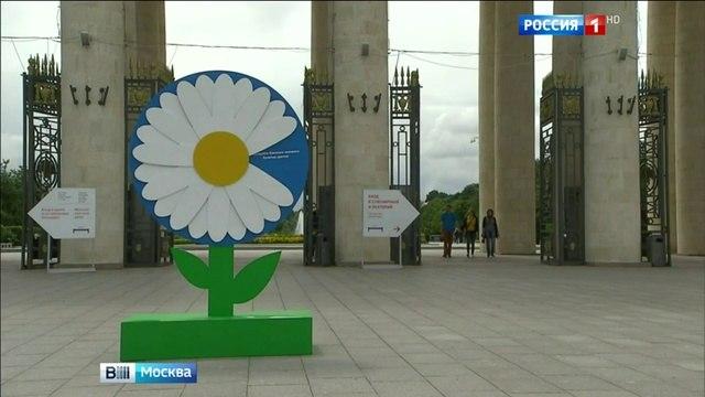 Вести-Москва • Москва отмечает День семьи, любви и верности