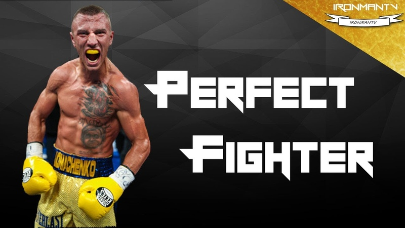 Vasyl Lomachenko Perfect Fighter Pt-2 highlights footwork