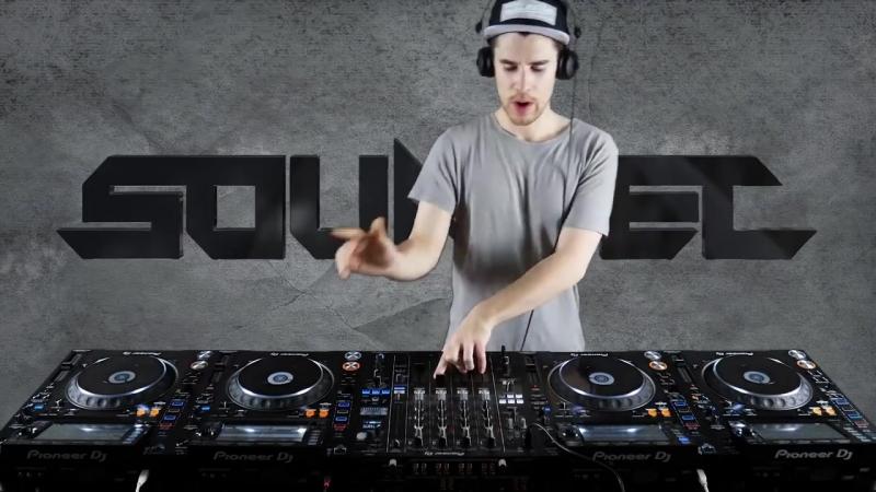 Sountec - Performing on 4 CDJ _NEW 2017 MASHUP Mix