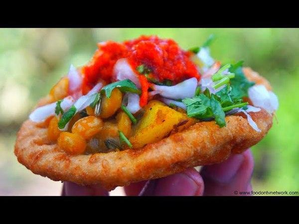 Dal Puri or Bhareli Puri Gujarati Recipe   Best Gujarati Food Cooking in a Village